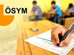 LYS soru ve cevapları ÖSYM'nin internet sitesinde yayınlanacak