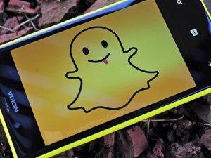 Windows Phone için Snapchat müjdesi