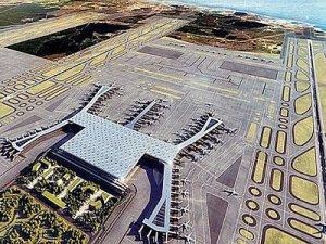3.Havalimanı 70 milyon yolcuya hizmet verecek!