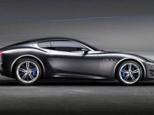 Elektrikli Maserati, 2019'da görücüye çıkacak