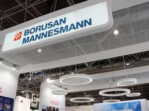 Borusan Mannesmann'a ABD'de 'En İyi Boru Üreticisi' ödülü!