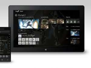 Steam, Windows Phone'a geldi!