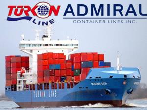 Turkon ve Admiral, Türkiye ile İsrail arasında ortak servis başlatıyor