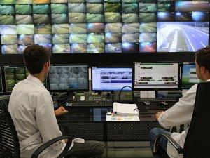 TEM Otoyolu'nda bayram trafiği 87 kamerayla izlenecek