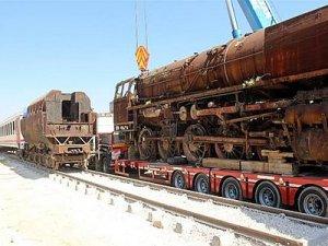 Dünyanın en büyük buharlı lokomotifleri müze oluyor
