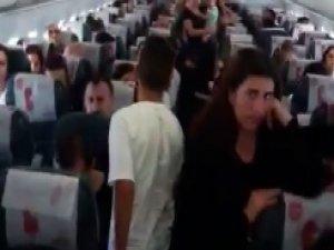 Pegasus yolcularının rötar isyanı