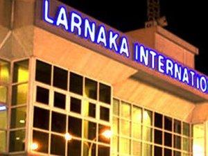 Larnaka Havalimanı'nın adı değişti