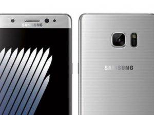 İşte Samsung Galaxy Note 7!