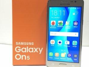 Galaxy On5 özellikleri sızdı