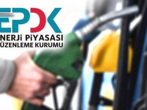 EPDK'dan 9 akaryakıt şirketine 2,5 milyon lira ceza