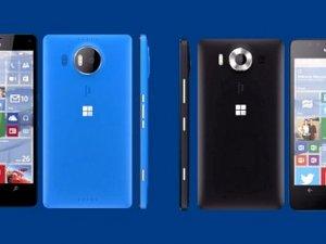 Lumia 950 ve 950 XL için yeni bir güncelleme yayınlandı