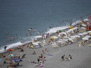 Antalya'da otellerin doluluk oranı yüzde 80'i geçti
