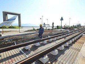 Karşıyaka tramvay hattında ikinci etap çalışmaları başladı