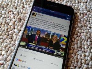 Facebook çevrimdışı videoları test ediyor