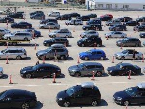Bir günde nüfusundan fazla yolcu geçti