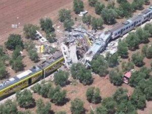 İtalya'da tren kazası: 11 ölü