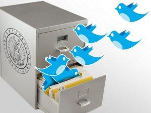 Twitter, Tweet Arşivleyen Siteleri Kapattırıyor
