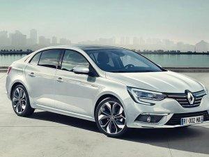 Yeni Renault Megane'ın Sedan versiyonu gün yüzüne çıktı