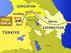 Bakan Arslan'dan Bakü-Kars-Tiflis Demiryolu Projesi açıklaması