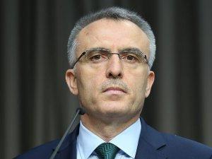 Maliye Bakanı Ağbal: Varlık Barışının ara vermeden önce yasalaşmasını öngörüyoruz