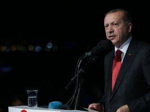 Cumhurbaşkanı Erdoğan'dan halka çağrı