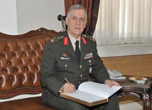 1. Ordu Komutanı Orgeneral Ümit Dündar vekaleten Genel Kurmay Başkanı oldu