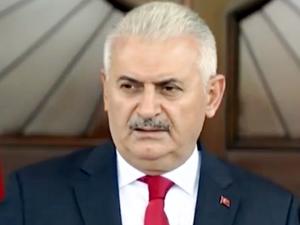 Başbakan Binali Yıldırım 15 Temmuz darbe girişimiyle ilgili açıklamalarda bulundu