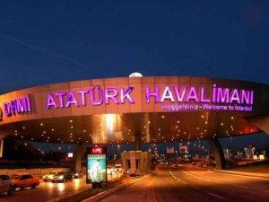 Atatürk Havalimanı'na zırhlı araç takviyesi
