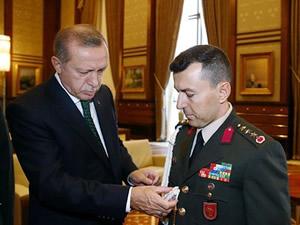 Cumhurbaşkanı Erdoğan'ın yaveri Kurmay Albay Ali Yazıcı gözaltına alındı