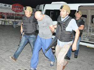Denizci Kurmay Albay Adem Durak Çorum'da yakalandı