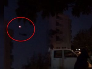 Darbecilerin helikopterine roketatarla cevap verildi