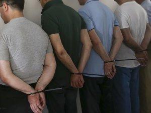 Ankara'da gözaltındaki 164 şüpheli tutuklandı