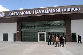 Kastamonu Havalimanı'na 30 milyonluk yatırım
