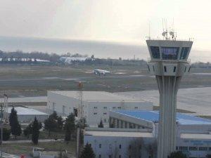 Atatürk Havalimanı kulesine güvenlik önlemi