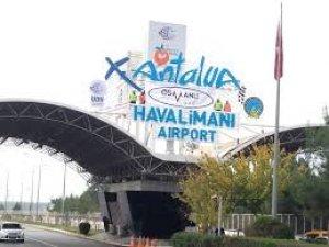 Antalya Havalimanı'nda Rusya için özel önlem