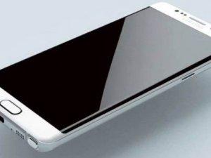 Düz ve kavisli Samsung Galaxy Note 7 üniteleri
