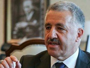 Bakan Arslan'dan Konya-Karaman YHT hattı açıklaması