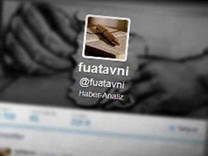 'Fuatavni'nin Today's Zaman yazarı Aydoğan Vatandaş' olduğu iddia edildi