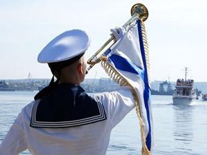 Rusya Deniz Kuvvetleri'nden Kırım'da güç gösterisi