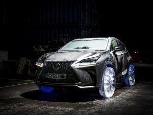 Buzdan Lastik Projesi, Lexus'a Ödül Getirdi