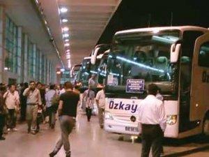 Otobüs bileti kimlik numarasıyla satılacak