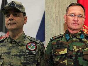 İki komutan Kabil'den Dubai'ye kaçarken yakalandı