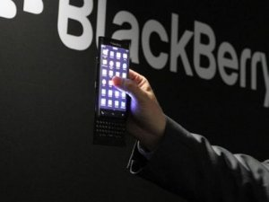 BlackBerry'nin yeni telefonunun görseli paylaşıldı