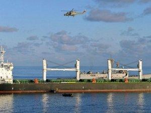 İran, kimyasal tankeri alıkoydu!
