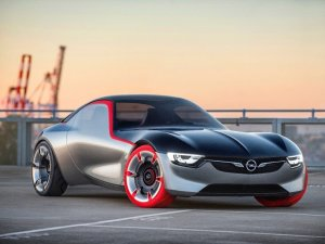 Opel GT Concept En iyi Konsept Otomobili Seçildi!