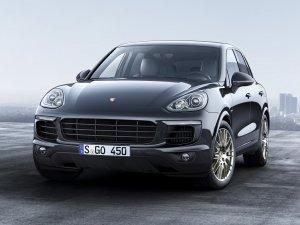 Porsche'den yeni Cayenne Platinum Edition