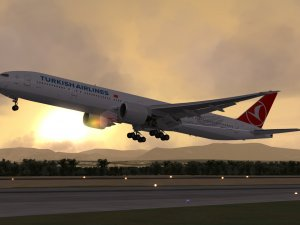 THY'nin yeni uçağı geliyor