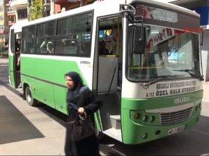 Kocaeli'de toplu taşıma araçları saat 19.00'dan sonra ücretsiz