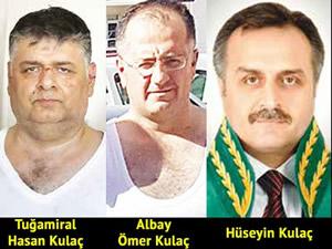 Tuğamiral Hasan Kulaç, Jandarma Kurmay Albay Ömer Kulaç ve Yargıtay Üyesi Hüseyin Kulaç tutuklandı