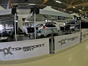 TOKSPORT WRT, Finlandiya Rallisi'nde